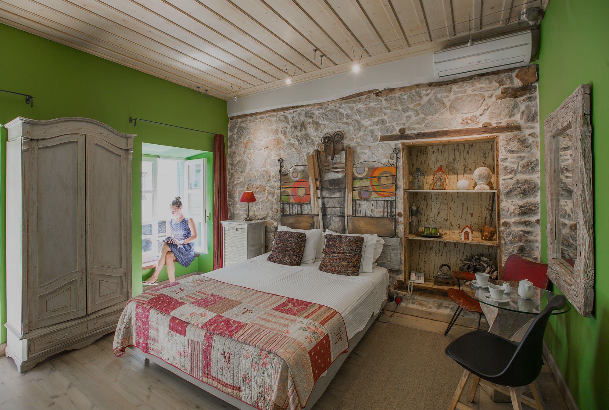 Adiandi boutique hotel for Design boutique hotel alacati